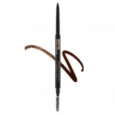 Механический карандаш для бровей Anastasia Beverly Hills Brow Wiz Dark Brown 0,085гр