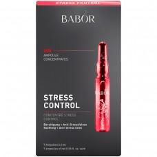 Ампулы контроль стресса BABOR Stress Control Ampoule Concentrate 7x2мл