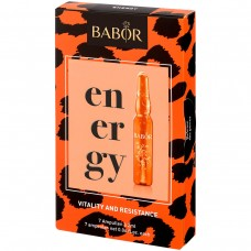 Набор ампул энергия BABOR Promotion Energy 7x2мл