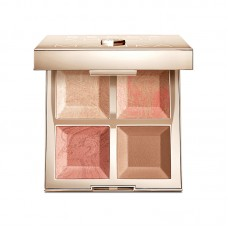 Лимитированная палетка для лица Becca x Khloé Kardashian & Malika Haqq Bronze, Blush & Glow Palette Made with Love By Khloé 12гр