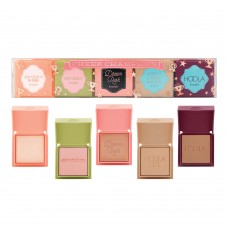 Набор для макияжа лица Benefit Cheek Champions Mini Blush, Bronzer & Highlight Set