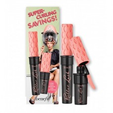 Набор туши для ресниц Benefit Super-Curling Savings Curling Mascara Duo 8,5гр + 4гр