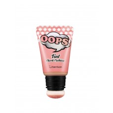 Румяна-тинт Berrisom Oops! Tint Cheek Cushion Cream Peach 20мл