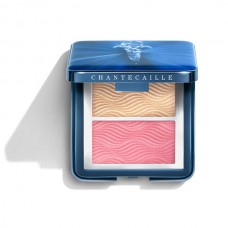 Лимитированная палетка CHANTECAILLE Vibrant Oceans Radiance Chic Cheek And Highlighter Duo Rose 6гр