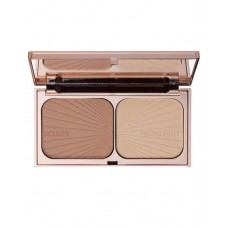 Палетка для лица Charlotte Tilbury Filmstar Bronze & Glow Light to Medium 16гр