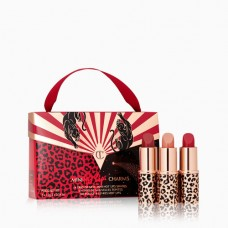Лимитированный набор помад Charlotte Tilbury Mini Hot Lips Charms Hot Lips 2 (помады для губ Amazing Amal, Viva La Vergara, JK Magic x1,3гр)