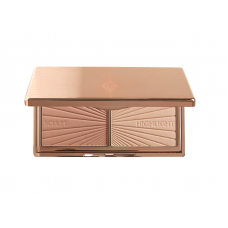 Палетка для лица Charlotte Tilbury Mini Filmstar Bronze & Glow Contour Duo Limited Edition 7гр