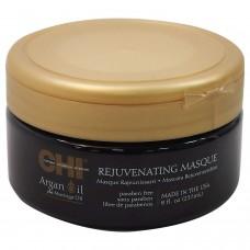 Омолаживающая маска для волос с аргановым маслом CHI Argan Oil Rejuvenating Masque 237мл
