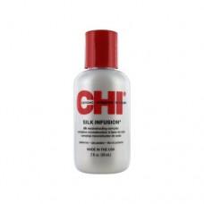Восстанавливающий комплекс для волос с шелком CHI Silk Infusion 59мл