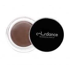 Помада для бровей Colordance №02 шоколад (холодный темный) 8гр