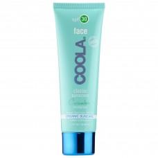 Солнцезащитный крем для лица COOLA Classic Face SPF30 Cucumber 50мл