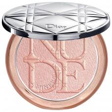 Хайлайтер для лица DIOR Diorskin Mineral Nude Luminizer Powder 02 Pink Glow 6гр