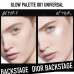 Палетка хайлайтеров DIOR Backstage Glow Face Palette 001 Universal 10гр