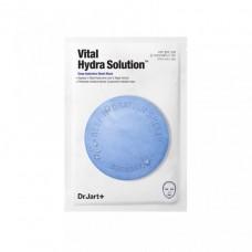 Увлажняющая маска с гиалуроновой кислотой Dr. Jart+ Dermask Waterjet Vital Hydra Solution