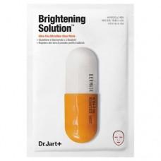Маска для сияния кожи и выравнивания цвета кожи Dr. Jart+ Dermask Micro Jet Brightening Solution