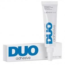 Клей для накладных ресниц DUO Eyelash Adhesive прозрачный 7гр