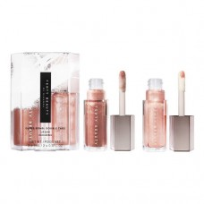 Лимитированный набор блесков для губ FENTY BEAUTY by Rihanna Gloss Bomb Universal Lip Luminizer: Double Take Duo (оттенки $weet Mouth 9мл + Fenty Glow 9мл)