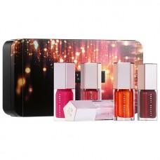 Набор блесков для губ FENTY BEAUTY by Rihanna Glossy Posse Mini Gloss Bomb Set 5x5,5гр