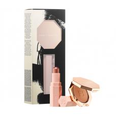 Лимитированный набор бронзеров FENTY BEAUTY by Rihanna Stunna Lil' Bronze Duo Color Shady Biz & Sinamon (бронзер сухой 2,8гр + бронзер стик 2,8гр)