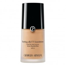 Тональный крем для лица Giorgio Armani Lasting Silk UV Foundation N4 18мл