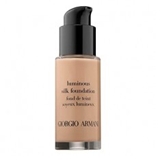 Тональный крем для лица Giorgio Armani Luminous Silk foundation 2 Fair Peach 15мл
