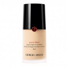 Тональный крем для лица с эффектом «второй кожи» Giorgio Armani Power Fabric 3.5 30мл