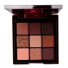 Палетка теней для глаз HUDA BEAUTY Chocolate Brown Obsessions Eyeshadow Palette 10гр