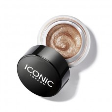 Кремовые тени-металлик для век ICONIC LONDON Chrome Flash Eye Pots Cosmic 4,5мл