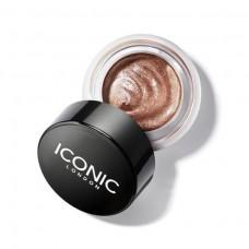 Кремовые тени-металлик для век ICONIC LONDON Chrome Flash Eye Pots Mystic 4,5мл