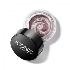 Кремовые тени-металлик для век ICONIC LONDON Chrome Flash Eye Pots Eclipse 4,5мл