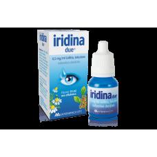 """Капли для глаз с эффектом """"отбеливания"""" Iridina Due® 10мл"""