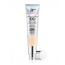 Тональный СС крем для лица IT Cosmetics Your Skin But Better CC+ Cream with SPF 50+ Light mini 12мл