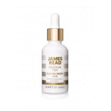 Капли-концентрат с эффектом загара JAMES READ H2O Tan Drops Face 30мл