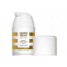 Экспресс маска для тела с эффектом загара JAMES READ Express Glow Mask Tan Body 50мл