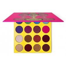 Палетка для макияжа глаз Juvia's Place Masquerade Mini Palette 24гр