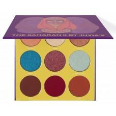 Палетка для макияжа глаз Juvia's Place The Saharan II Palette 32,4гр