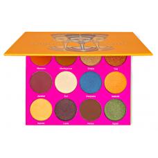 Палетка для макияжа глаз Juvia's Place Nubian 2 Eyeshadow Palette 45гр