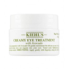 Крем для глаз с авокадо Kiehl's Creamy Under Eye Treatment with Avocado Oil 14мл