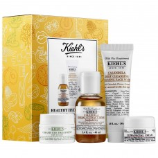 Лимитированный набор для лица Kiehl's Since 1851 Healthy Hydrators Kit