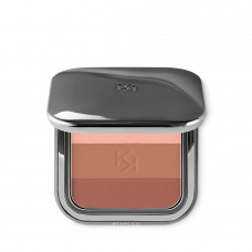 Румяна KIKO Shade Fusion Trio Blush 02