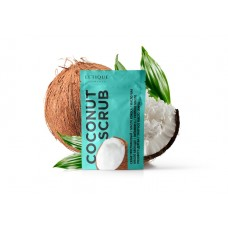 Сахарный скраб для тела кокосовый Letique 250гр