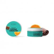 Горячее обертывание Letique с корицей и апельсином 200мл
