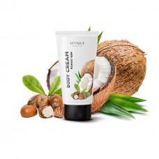 Крем для тела кокос-ши Letique Body Cream 200мл