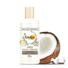 Натуральное кокосовое масло Lovea Coconut Oil 100мл