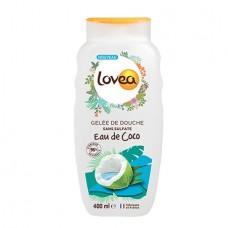 """Гель для душа """"Кокос"""" Lovea Exotic Shower Coconut 400мл"""