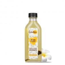 Масло монои 99% натуральное с ароматом тиаре Lovea Pur Monoi 99% 100мл