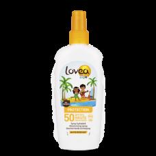 Солнцезащитный спрей для детей Lovea Kids Protection SPF 50 200мл