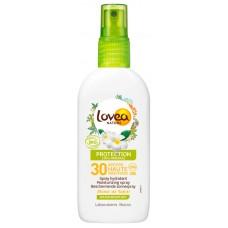 Солнцезащитный спрей Lovea Protection Bio Sun Spray SPF 30, 100% минеральный, 100мл