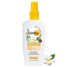 Солнцезащитный спрей Lovea Sunscreen Spray SPF 50 200мл