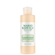 Лосьон для тела с эффектом сияния Mario Badescu Summer Shine Body Lotion 117мл